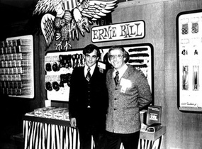 1973_Эрни и Стерлинг Болл