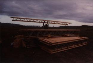 1984 Постройка фабрики «Music Man»