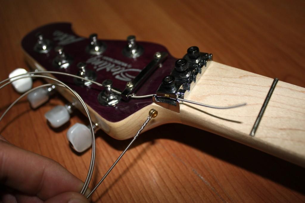 Как сделать струны на гитару своими руками 32