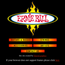 Ernieball.com