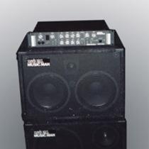 Басовый усилитель «Audiophile»