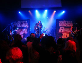 КОНКУРС «ERNIE BALL BATTLE OF THE BANDS» 2011