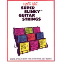 1962_струны модели «Slinky»