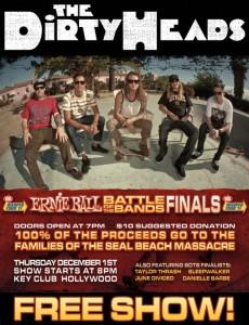 конкурс «Battle of the Bands»