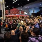 музыкальная выставка NAMM