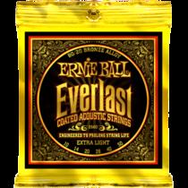 Новые струны Everlast Coated